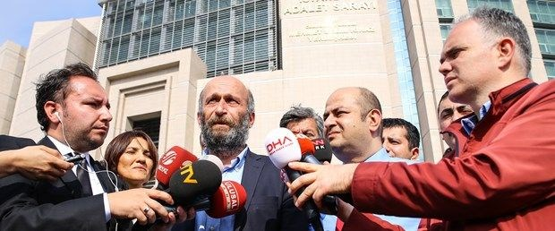 GAZETECİ ERDEM GÜL ADALAR'DA