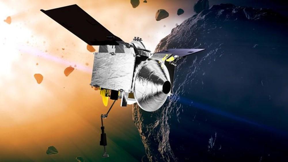 NASA açıkladı: Uzay aracı Bennu'ya indi - 4