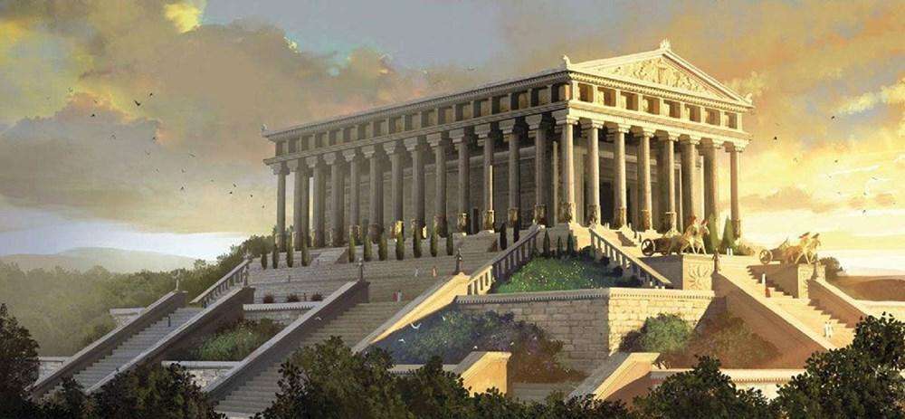 Antik Dünyanın 7 Harikası - 5