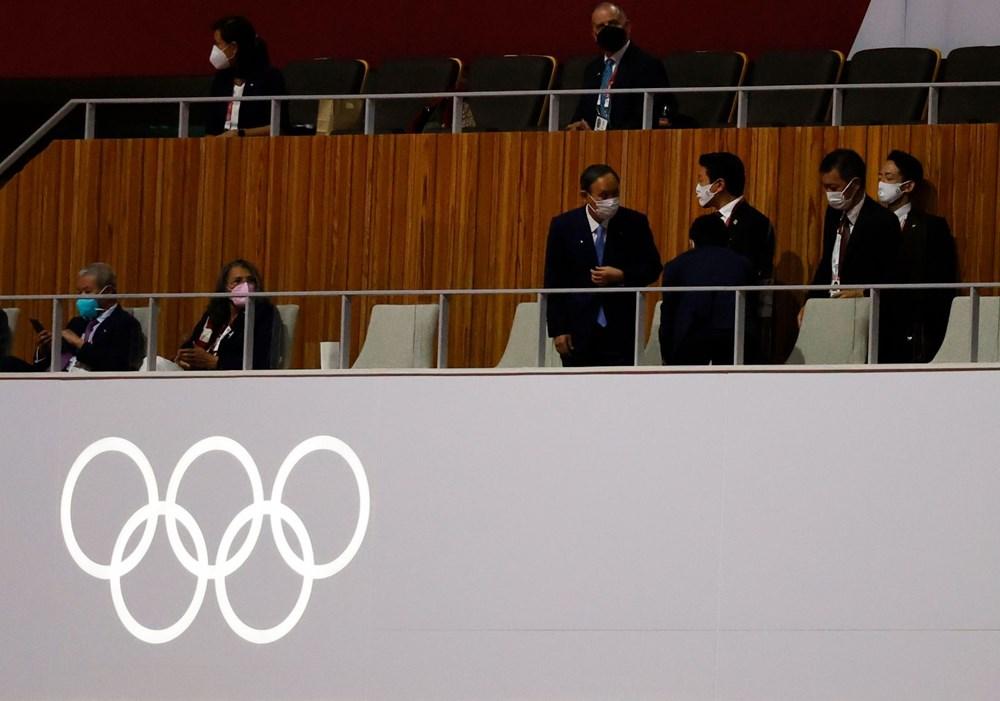 2020 Tokyo Olimpiyatları görkemli açılış töreniyle başladı - 12