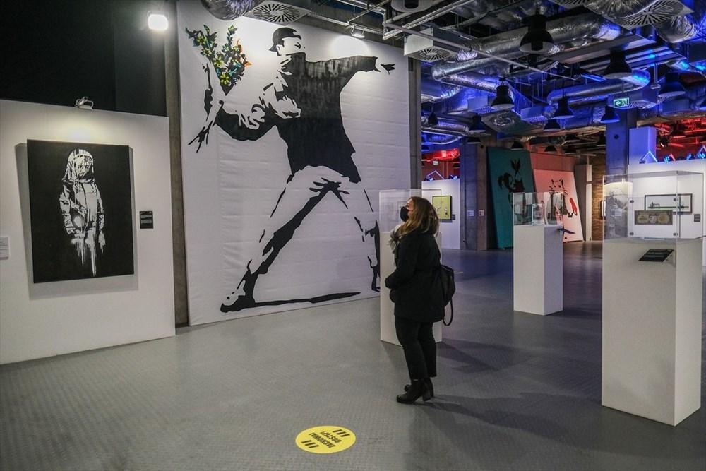 Banksy'nin sergisi Varşova'da - 8