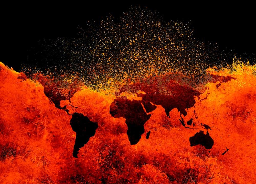 Bilim insanlarından uyarı: Küresel ısınma, domino etkisiyle felaketleri peş peşe getirecek  - 1