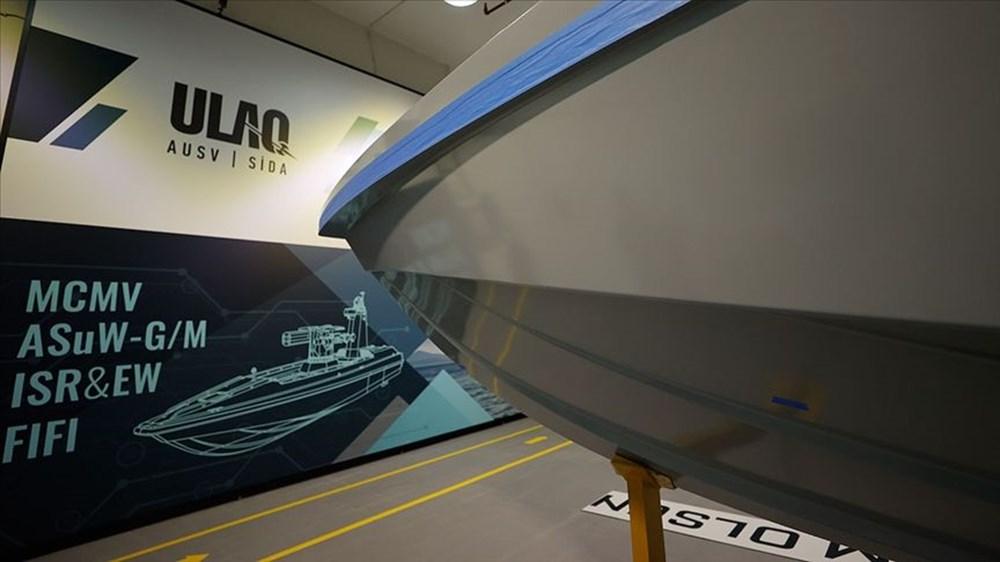 İlk silahlı insansız deniz aracı ULAQ, Mavi Vatan ile buluştu (Türkiye'nin yeni nesil yerli silahları) - 2