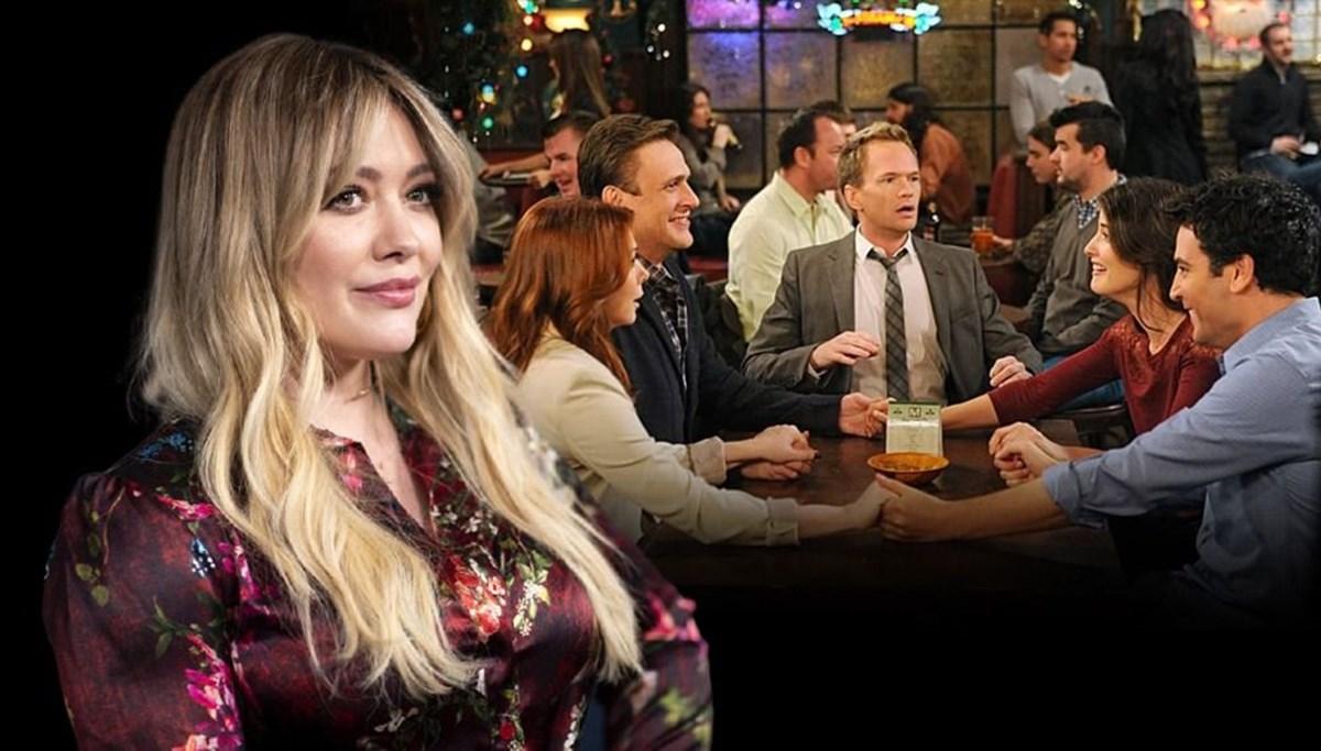 Hilary Duff: How I Met Your Father ilk diziye bağlanacak