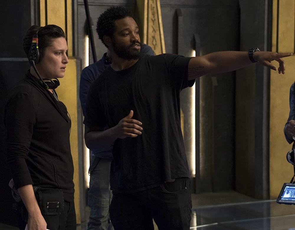 Black Panther'in yönetmeni Ryan Coogler: En önemli repliklerden biri Chadwick Boseman'ın fikriydi - 4