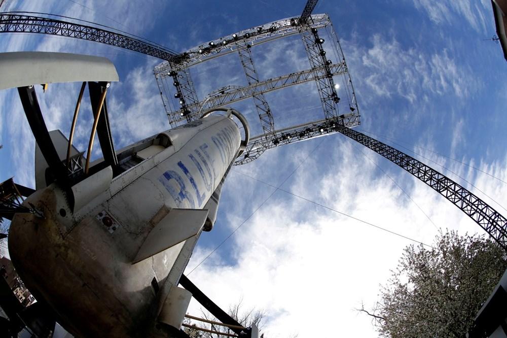 Blue Origin uzaya gitmek için verilen en yüksek teklifi açıkladı - 1