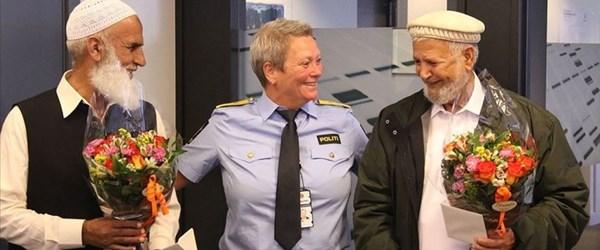 Norveç polisinden camiye saldırıyı engelleyenlere teşekkür