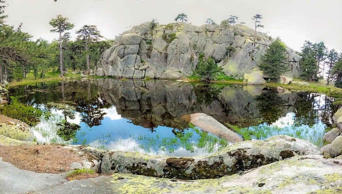 Kütahya'daki Eğrigöz Dağı'nın zirvesindeki doğal gölet keşfedilmeyi bekliyor