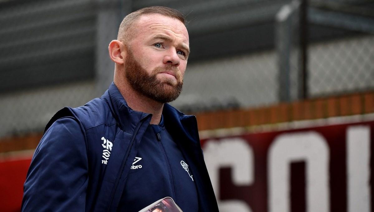 Wayne Rooney'e çıplak tuzak