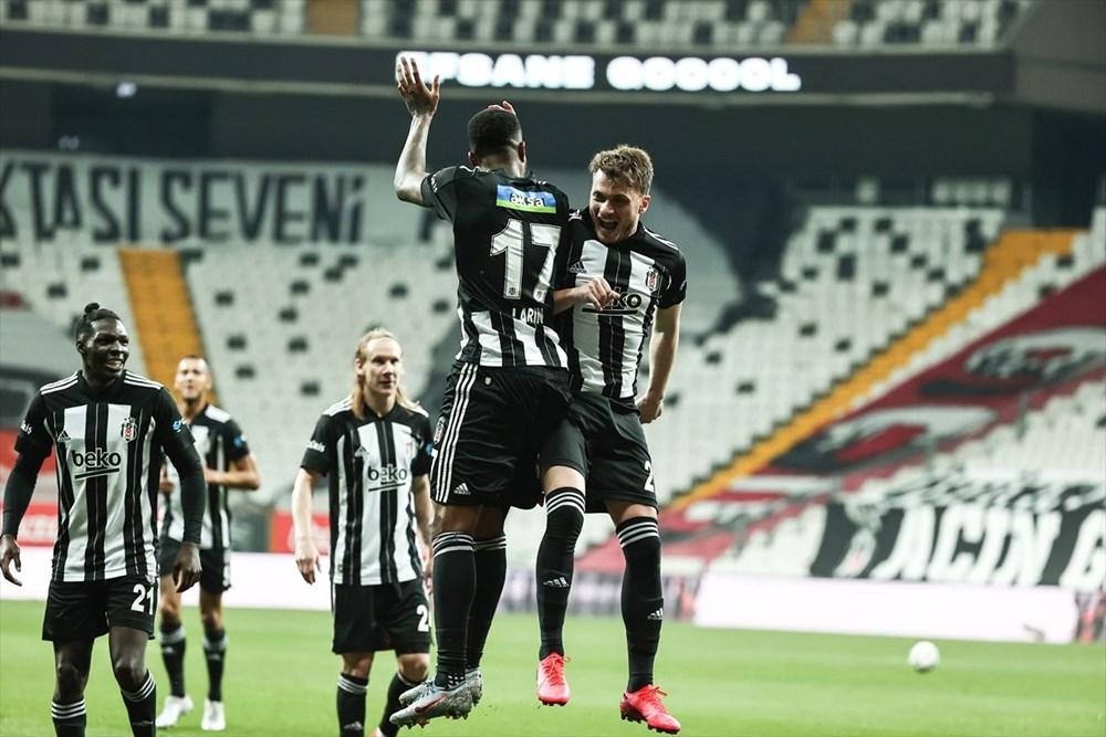 Beşiktaş'tan 7 gollü galibiyet - 12