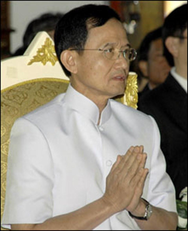 Başbakan somchai Wongsawat