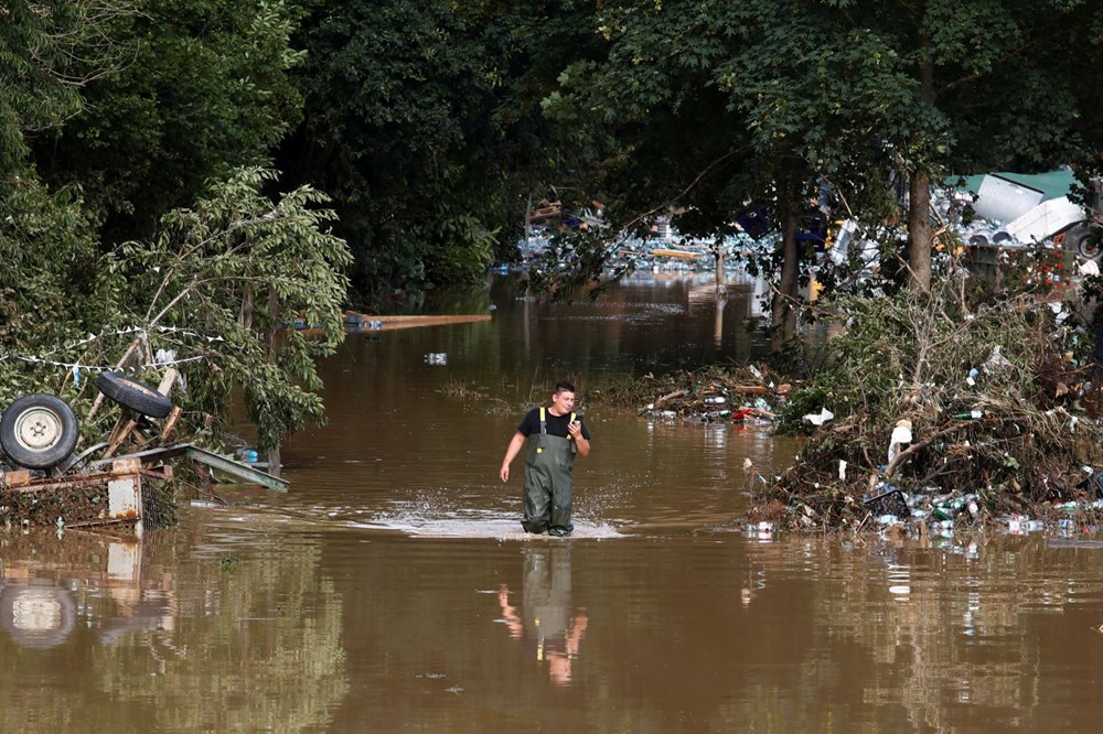 Flood disaster in Germany: The death toll reaches 95 - 13