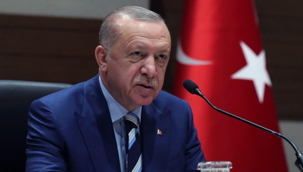 SON DAKİKA:Cumhurbaşkanı Erdoğan'dan olimpiyat mesajı