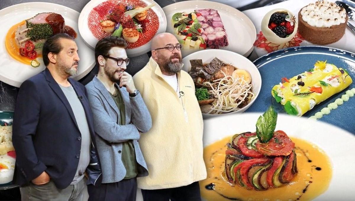 Mehmet, Somer Sivrioğlu ve Danilo şefin, MasterChef'e damga vuran imza yemekleri