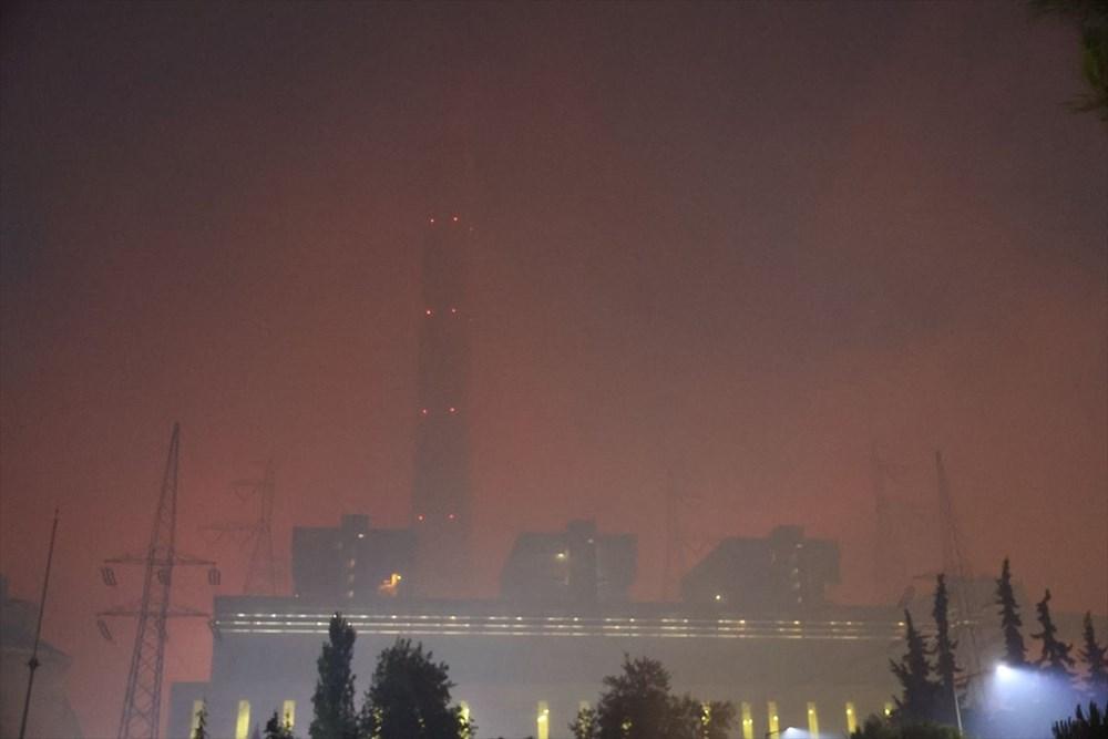 Milas'ta yangın bölgesindeki vatandaşlar tahliye ediliyor - 11