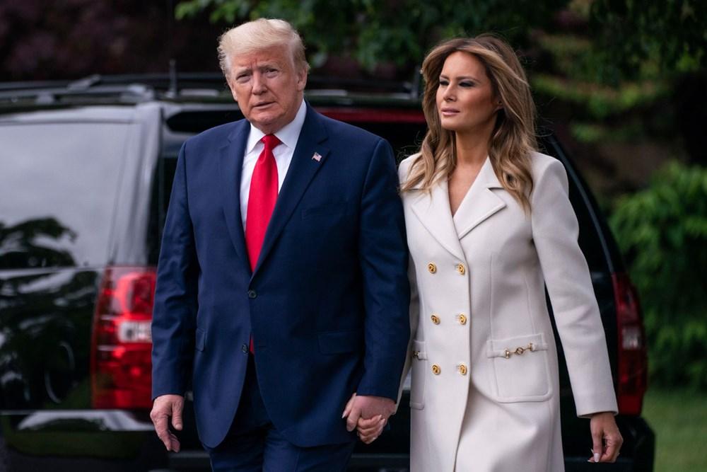 Yeni kitap yeni iddialar: Melania Trump'ın ses kaydı konuşuluyor - 6