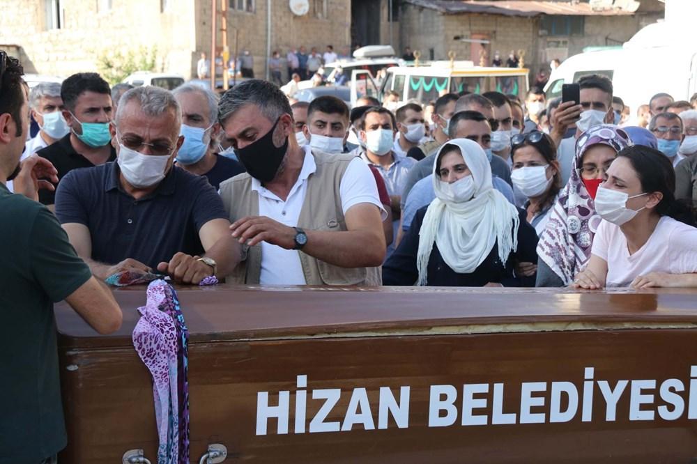 Hüzünlü veda: Pınar Gültekin son yolculuğuna uğurlandı - 2