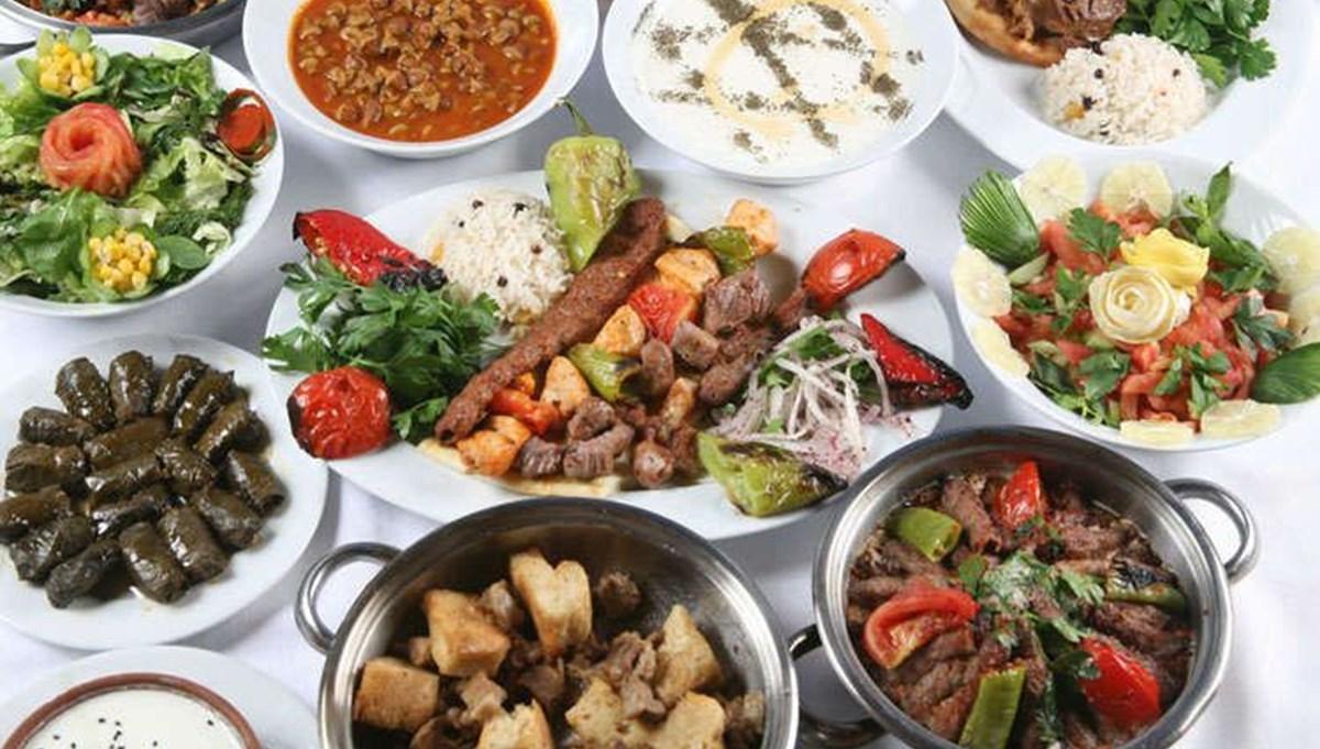 Türk mutfağının lezzetleri dünya listesinde Adana kebap, biber dolması, sarma, köfte ve döner