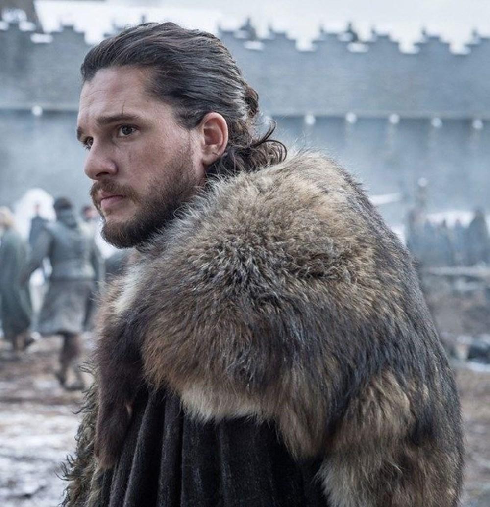 Game of Thrones'un devam dizisinden yeni ayrıntılar - 5