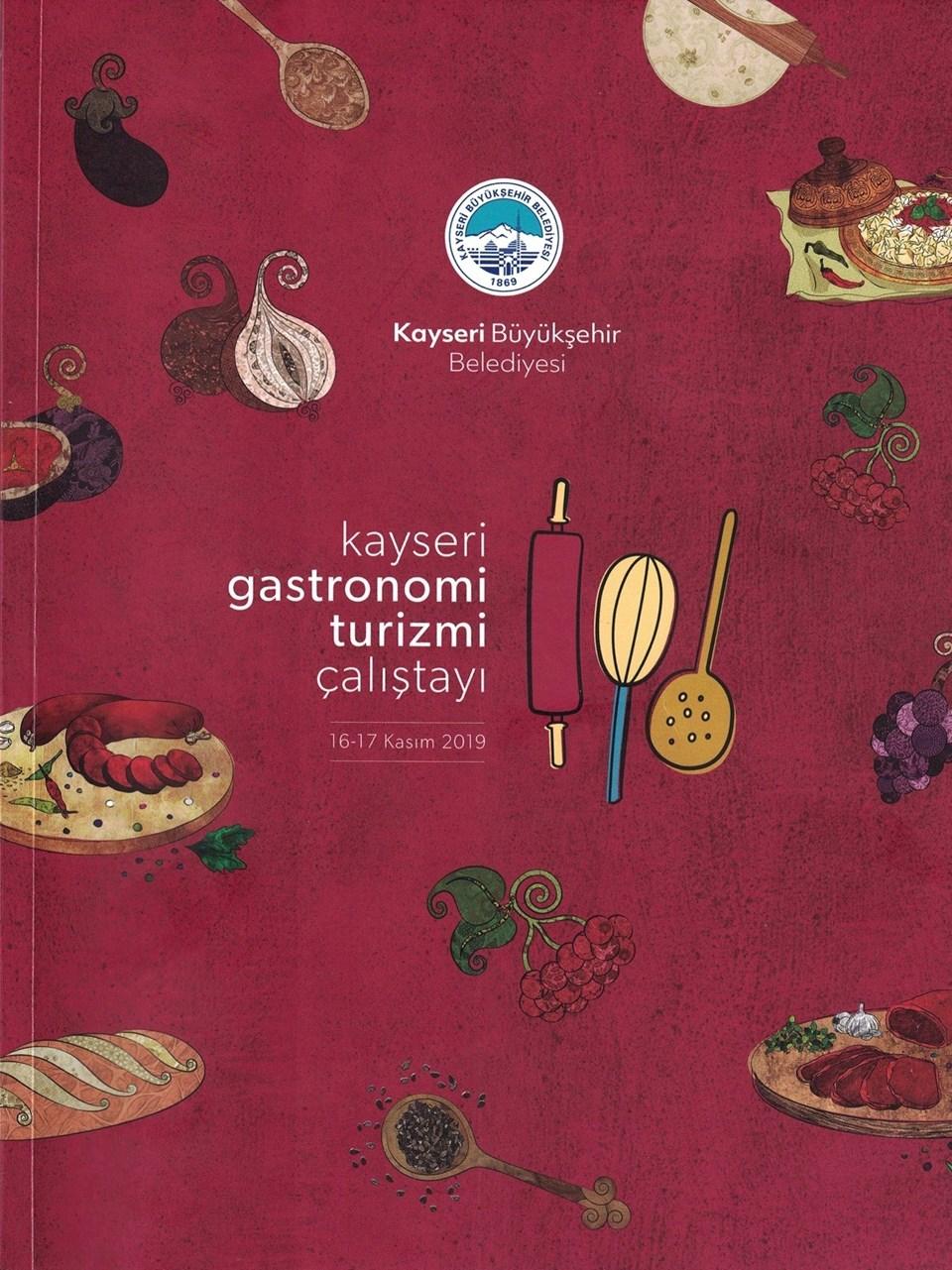 Kayseri'nin zengin mutfağı geleceğe miras kalacak