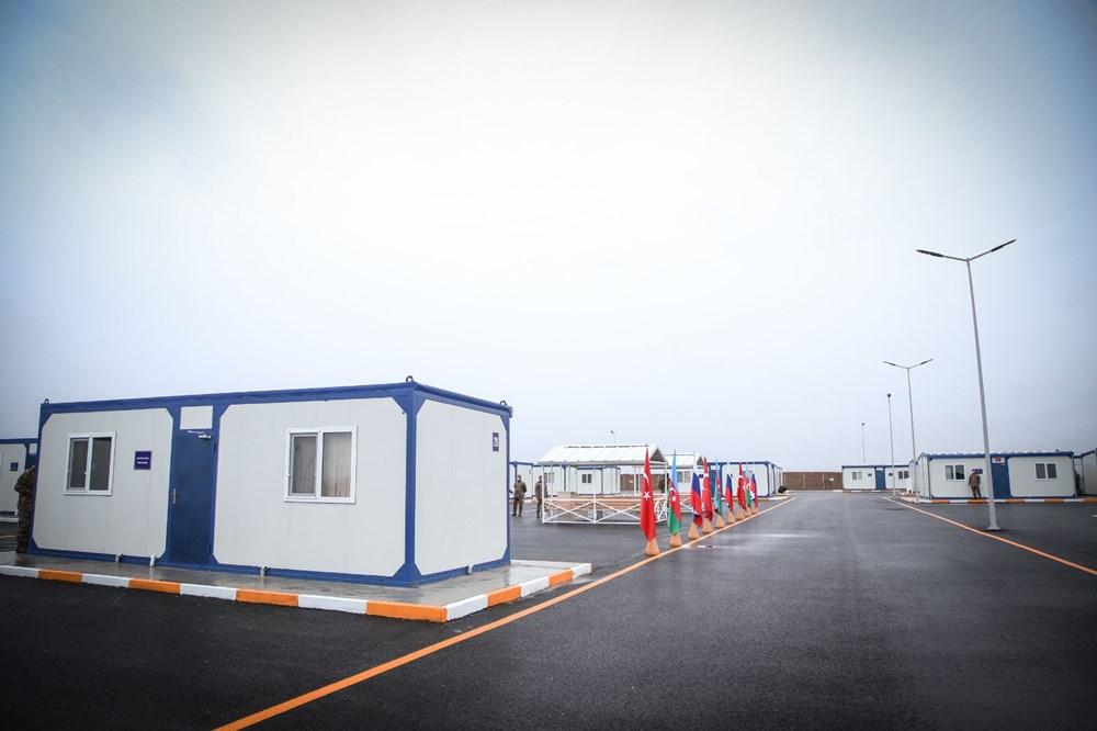 Dağlık Karabağ'da Türk-Rus Ortak Gözlem Merkezi faaliyete başladı - 15