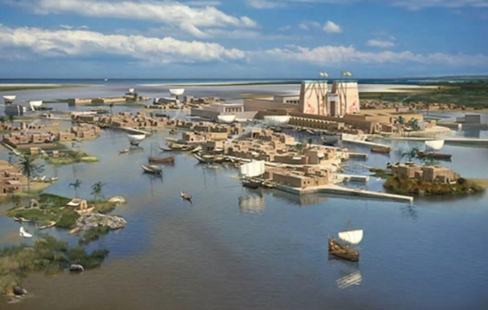 Mısır'ın Atlantisi'nde 2 bin 200 yıllık gemi enkazı bulundu - 10