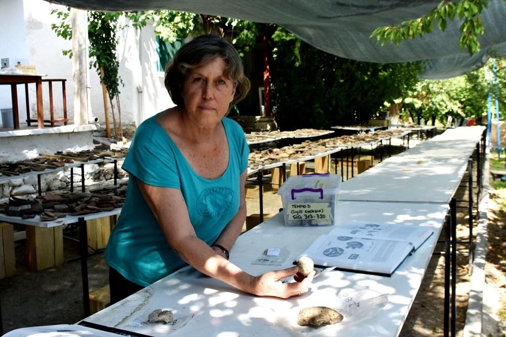 Malatya Arslantepe'de 5 bin 621 yıllık 250 mühür bulundu - 6