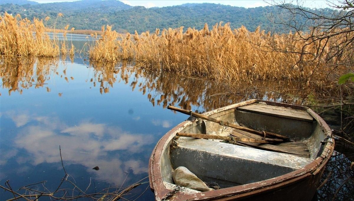 Aydın'da doğa harikası Azap Gölü ekoturizmin kalbi olacak