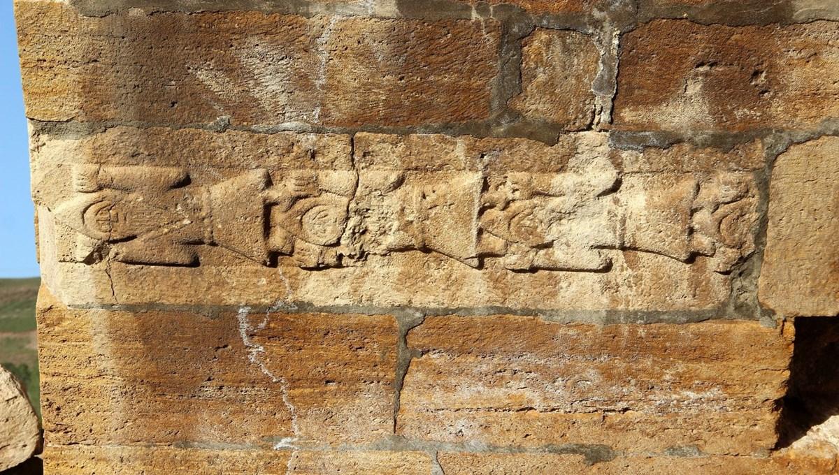 2 bin yıllık köprünün Roma motifleri: Tarihe ışık tutuyor