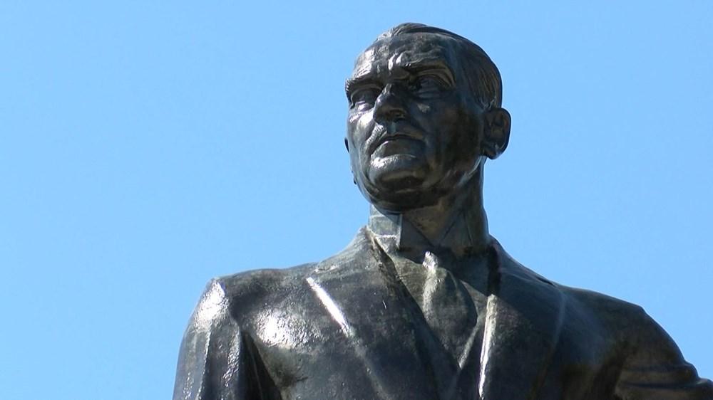 Türkiye'nin ilk Atatürk Anıtı'na restorasyon - 3