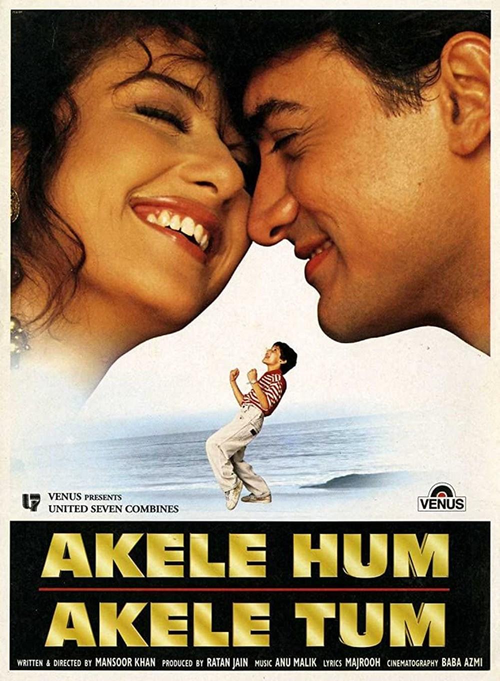 En iyi Aamir Khan filmleri (Aamir Khan'ın izlenmesi gereken filmleri) - 11