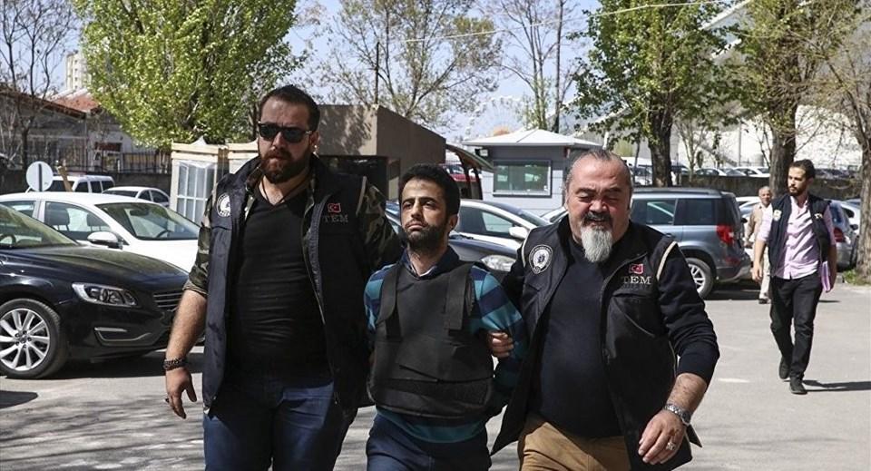 Eski BTK çalışanı Şahin Söğüt, yapılan incelemer sonucu Nisan 2018'de tutuklanmıştı.