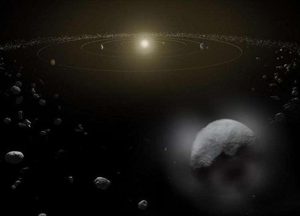 Bir göktaşı ilk defa Dünya'nın bu kadar yakınından geçti (NASA açıkladı) - 8