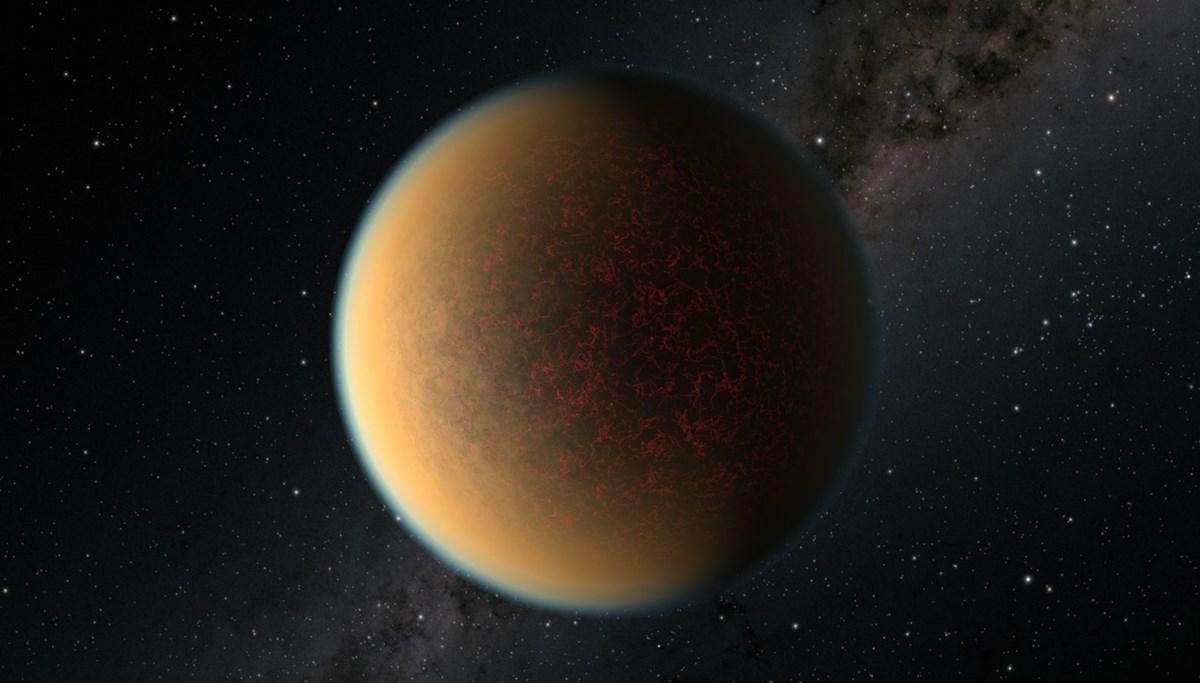 Hubble Uzay Teleskobu, yeni bir atmosfer oluşturan öte gezegeni görüntüledi