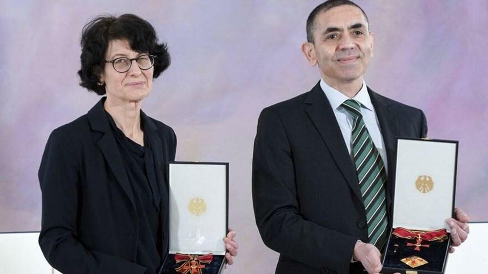 Prof. Dr. Uğur Şahin ve Dr. Özlem Türeci, güçlendirilmiş aşı için tarih verdi: 100 gün içinde hazır - 2