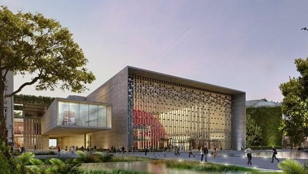 Yeni AKM binasının açılışı için Mimar Sinan Operası hazırlanıyor