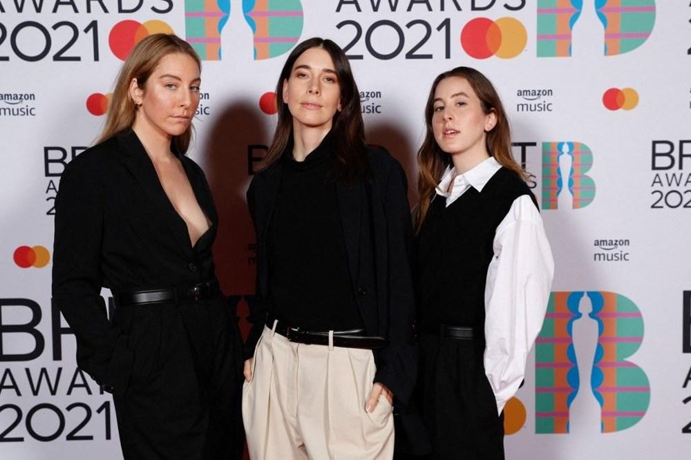 2021 Brit Ödülleri sahiplerini buldu - 8