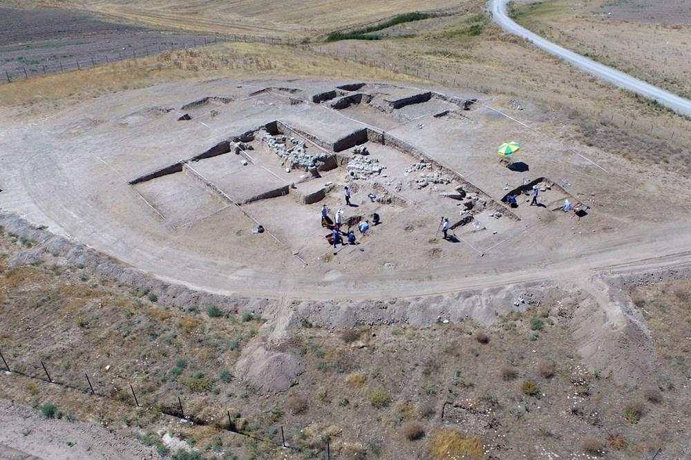 Urartuların ölü gömme gizemi çözülüyor - 6
