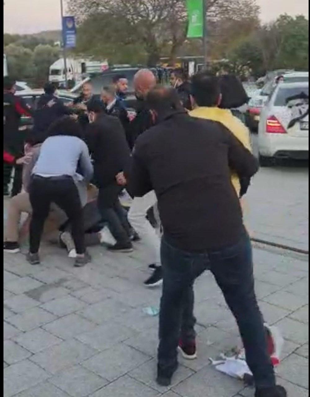 Oyuncu Mustafa Üstündağ Bodrum'da ralli yarışları sonrası heyetle kavga etti - 5
