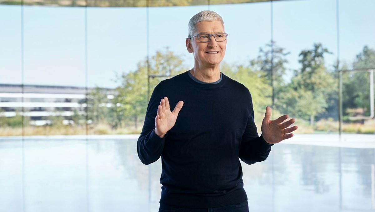 Apple'ın CEO'su Cook'tan önemli açıklamalar