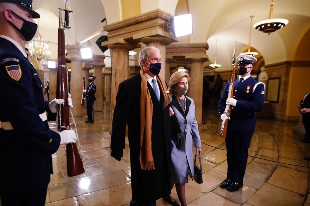 Joe Biden'ın yemin töreninden kareler (ABD'nin 46. Başkan Joe Biden göreve başladı) - 14