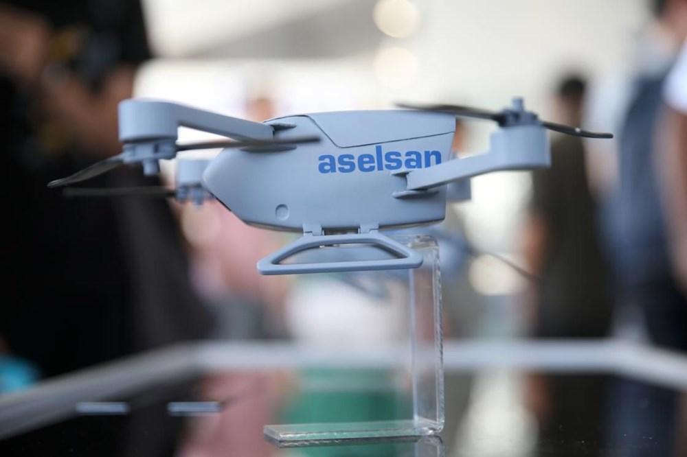 Silahlı drone Songar, askeri kara aracına entegre edildi (Türkiye'nin yeni nesil yerli silahları) - 79