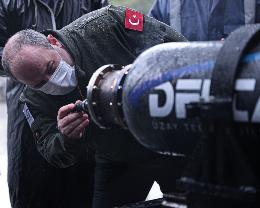 Milli Uzay Programı: Yerli roket motoru testi geçti - 4