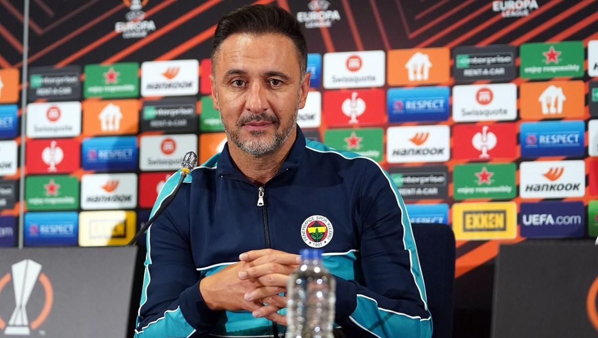 Fenerbahçe Teknik Direktörü Vitor Pereira'dan eleştirilere yanıt: Herkes benden daha iyi biliyor