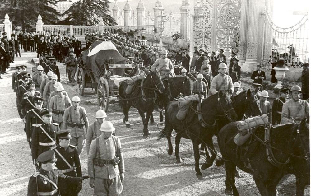 Mustafa Kemal Atatürk'ün ebediyete intikalinin 82. yılı (10 Kasım 1938) - 3