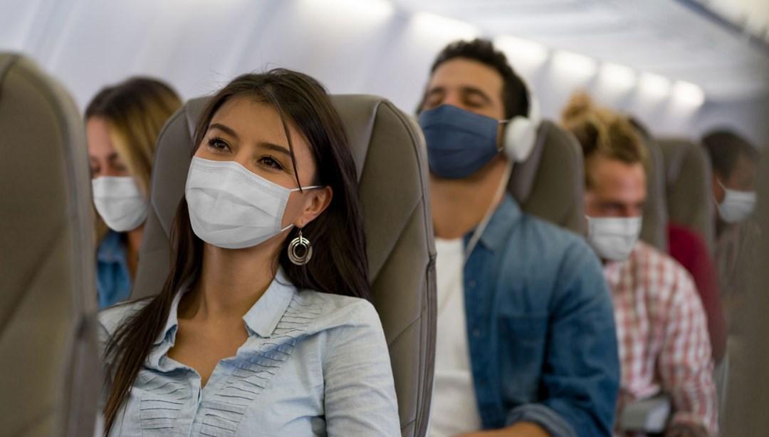 Bilim Kurulu Üyesi uyardı: Bu maskelerin uçaklarda veya toplu alanlarda kullanılması uygun değil