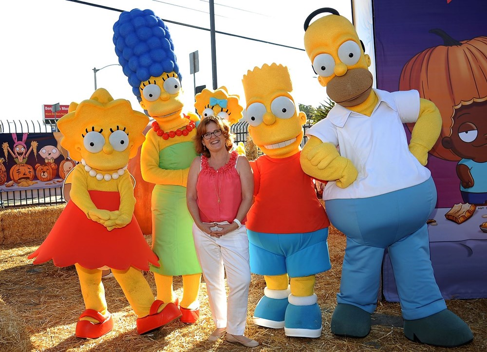 Simpsonlar'ın (The Simpsons) Bart'ı Nancy Cartwright ders vermeye başladı - 2