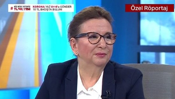 Ticaret Bakanı Ruhsar Pekcan NTV'de