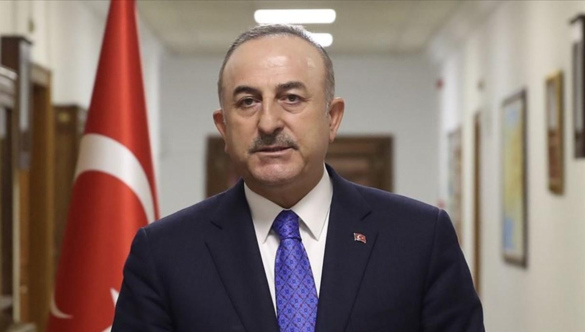 Dışişleri Bakanı Çavuşoğlu: Türkiye, Doğu Akdeniz'deki çıkarlarını sonsuza kadar korumaya devam edecek