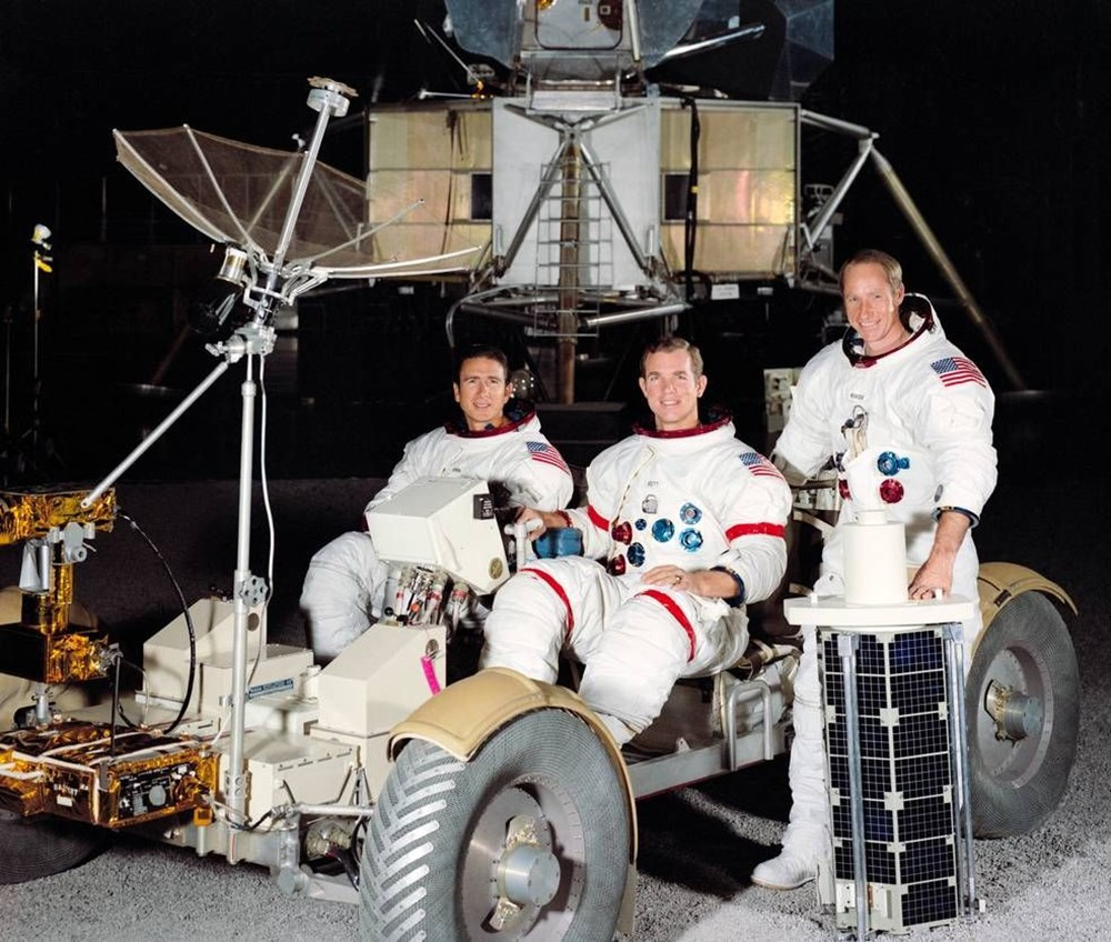 NASA, Apollo görevlerinde sorun yaratan Ay tozunu Dünya'daki hava kirliliği ile mücadele kullanıyor - 8